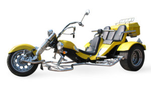 Trike-Versicherung